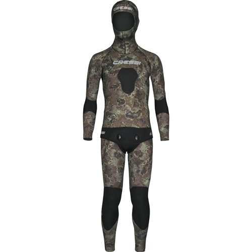 Cressi Technica Camouflaged Wetsuit