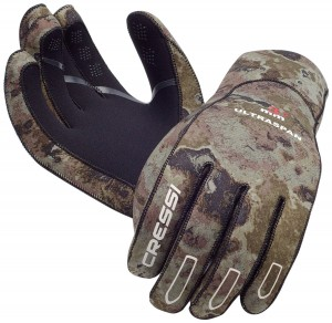 spearfishing gloves