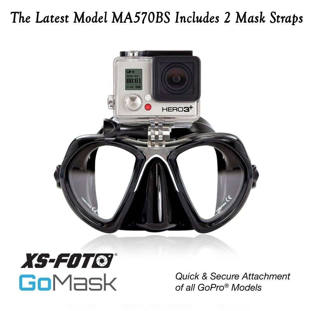 GoPro diving mask by XS Foto