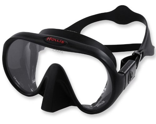 Hollis M1 Frameless Dive Mask Review
