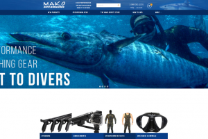 MAKO spearfishing