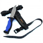 Promate Scuba Dive Snorkel Titanium Knife Review