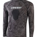 Mimetic Spearfishing Camo Rash Guard By Cressi