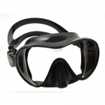Cressi F1 Frameless Mask loved by many divers