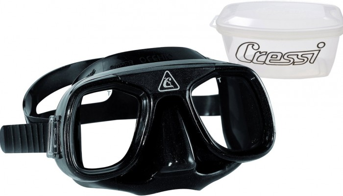 The Cressi Free Diving Mask Review