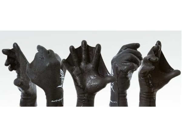 Darkfin Webbed Power Gloves