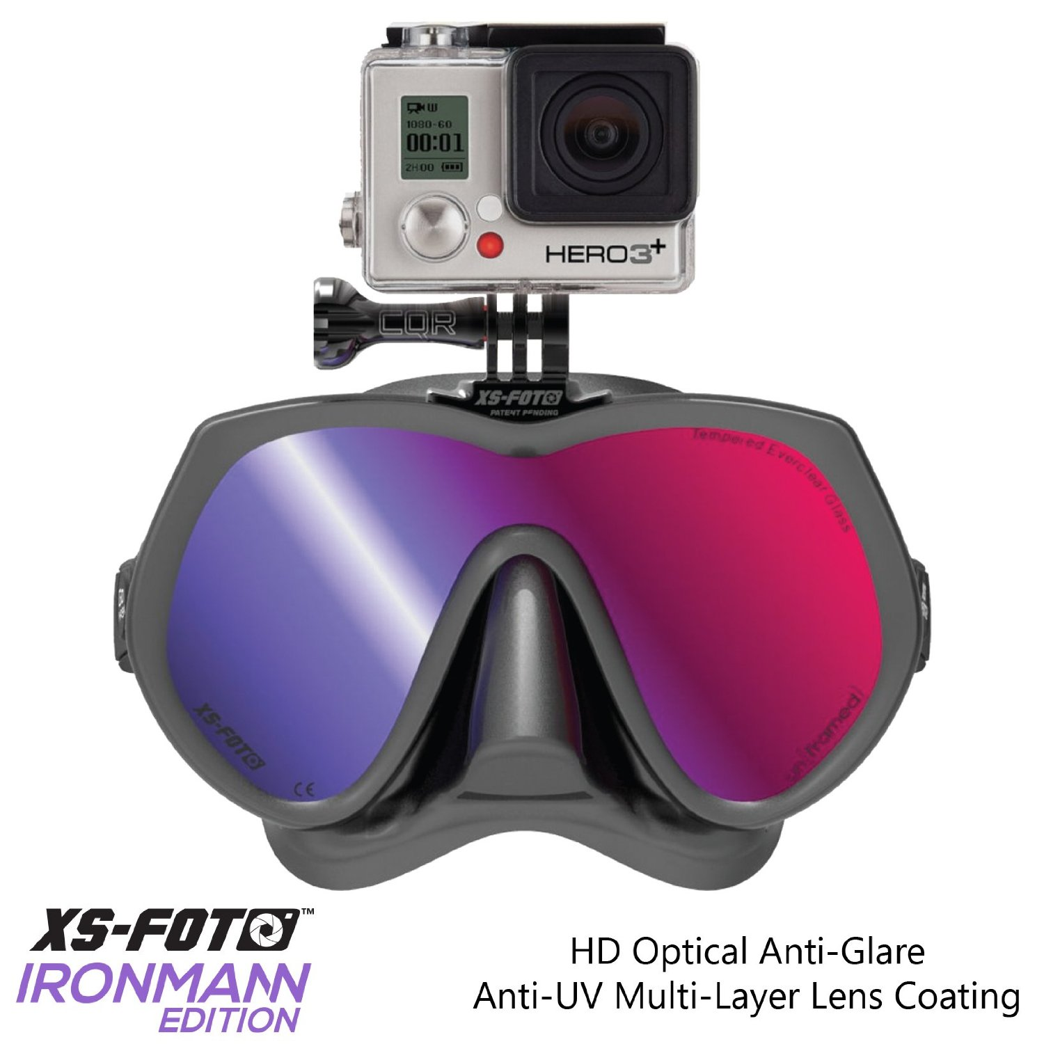 GoPro Diving Mask by XS Foto Frameless