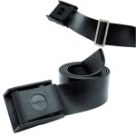 Riffe Rubber Weight Belt with Buckle for Freediving