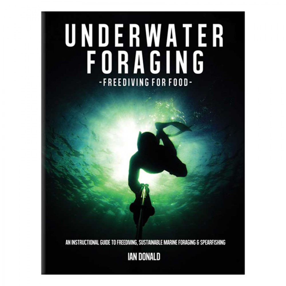 Underwater foraging Freediving Book by Ian Donald